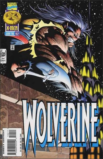 WOLVERINE #102 VF/NM (1988)