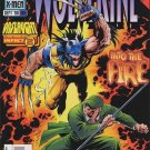 "WOLVERINE #105 VF/NM (1988) ""ONSLAUGHT"""