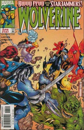 WOLVERINE #137 VF/NM (1988)