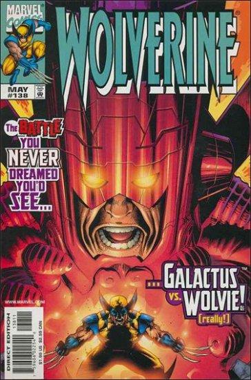 WOLVERINE #138 VF/NM (1988)