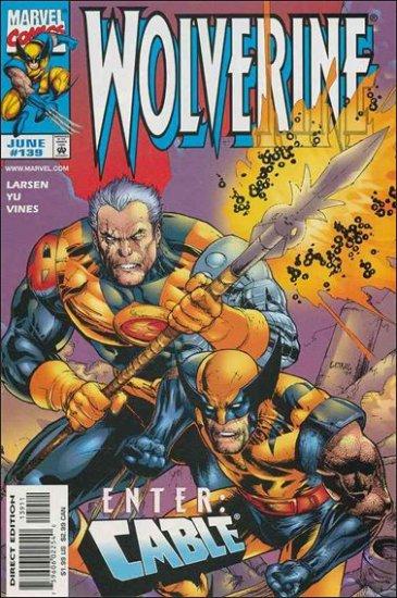 WOLVERINE #139 VF/NM (1988)
