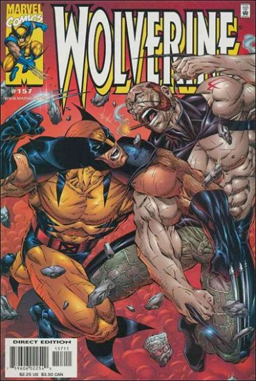 WOLVERINE #157 VF/NM (1988)