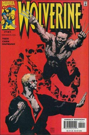 WOLVERINE #161 VF/NM (1988)