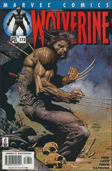 WOLVERINE #173 VF/NM (1988)