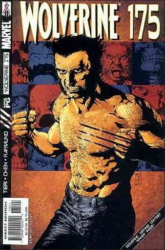 WOLVERINE #175 VF/NM (1988)