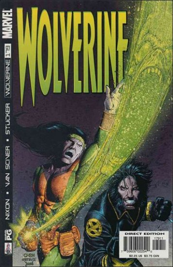 WOLVERINE #179 VF/NM (1988)