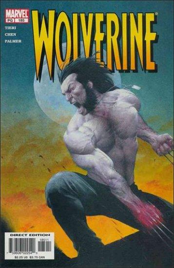 WOLVERINE #185 VF/NM (1988)