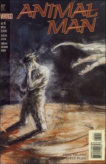 ANIMAL MAN #27 VF/NM (1988)