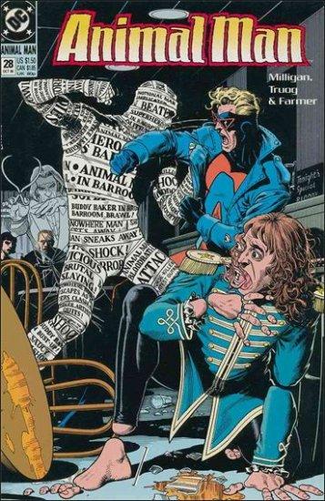 ANIMAL MAN #28 VF/NM (1988)