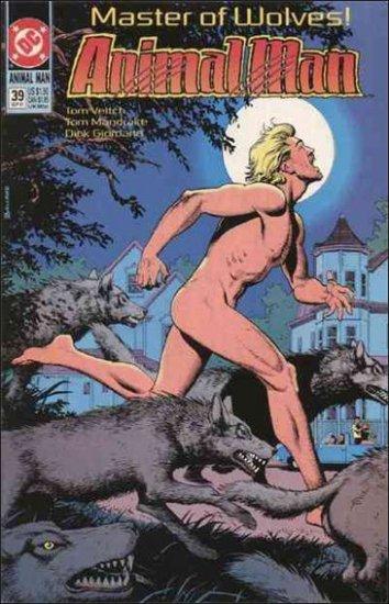 ANIMAL MAN #39 VF/NM (1988)