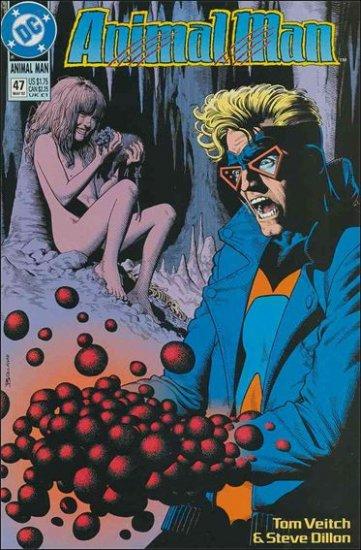 ANIMAL MAN #47 VF/NM (1988)