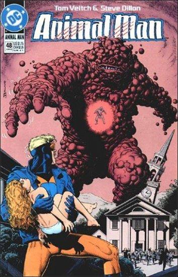 ANIMAL MAN #48 VF/NM (1988)