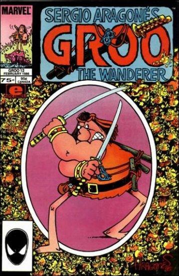 GROO #12 (1985)