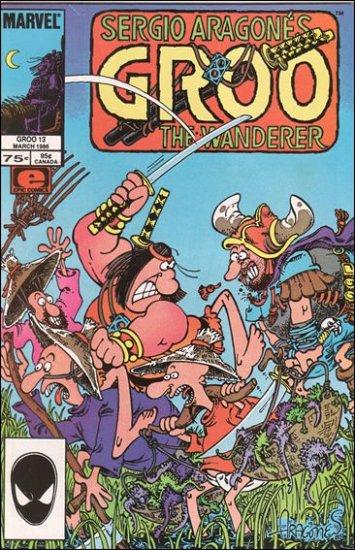 GROO #13(1985)