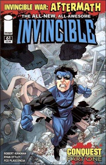 INVINCIBLE #61 NM (2009)