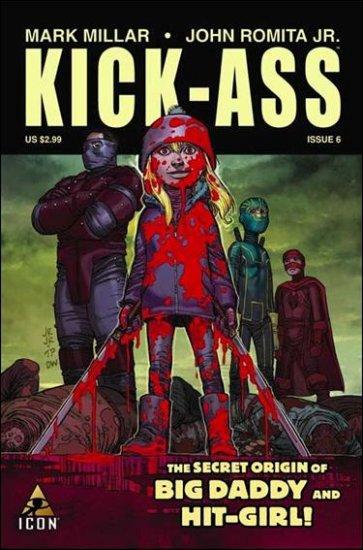 KICK-ASS #6  NM (2009)