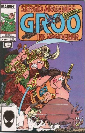 GROO #9 (1985)