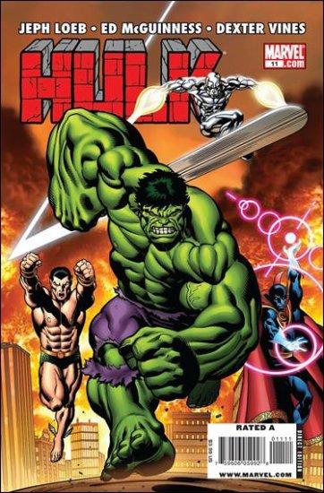 """HULK #11 NM (2009) COVER """"A"""""""