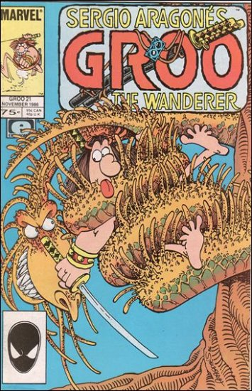 GROO #21 (1985)