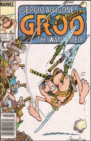 GROO #25 (1985)