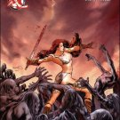 "RED SONJA VACANT SHELL ONE-SHOT- RENAUD ""A"" COVER"