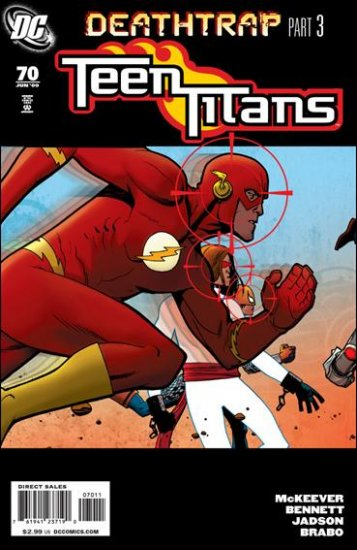 TEEN TITANS #70 NM (2009)