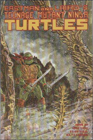 TEENAGE MUTANT NINJA TURTLES VOL 1 #37
