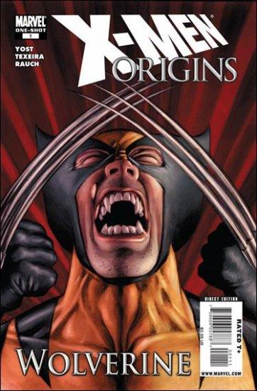 X-MEN ORIGINS WOLVERINE #1 NM (2009)