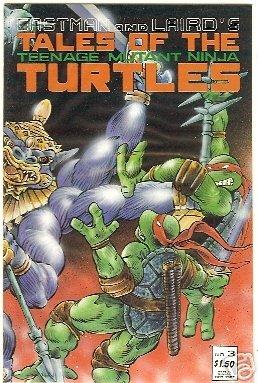 TALES OF THE TEENAGE MUTANT NINJA TURTLES #3(1987)