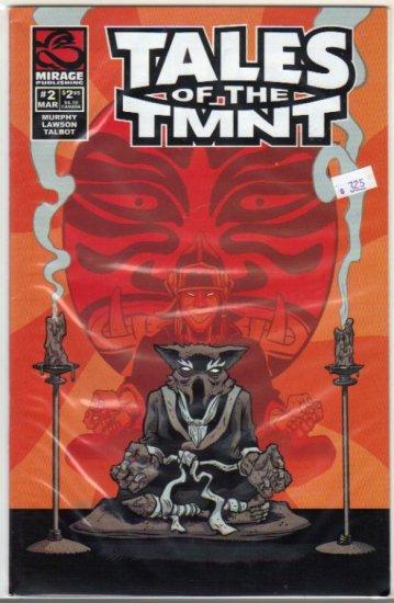 TALES OF THE TEENAGE MUTANT NINJA TURTLES #2(2004)