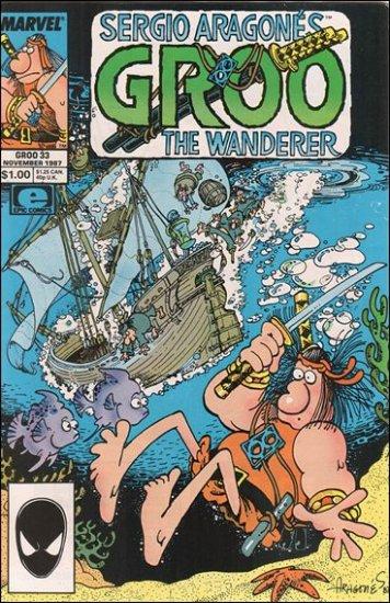 GROO #33 (1985)