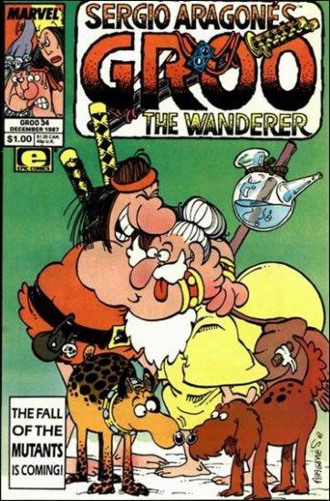GROO #34 (1985)