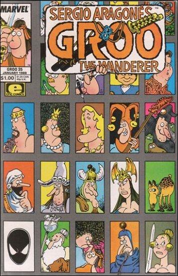 GROO #35 (1985)