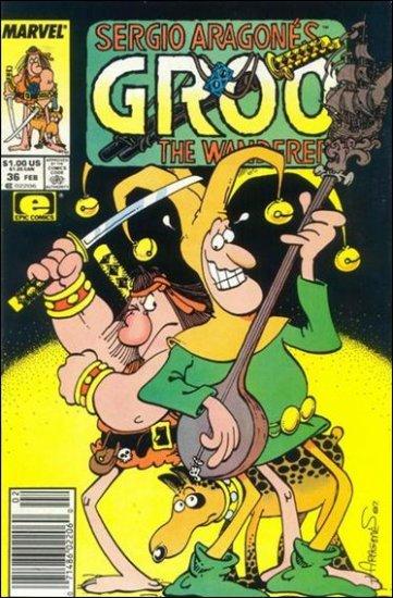 GROO #36 (1985)