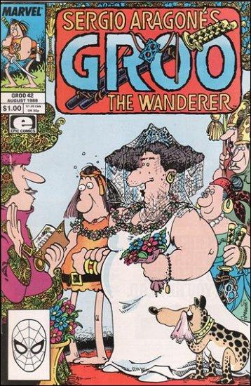 GROO #42 (1985) VF/NM
