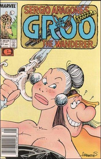 GROO #51 (1985) F/VF