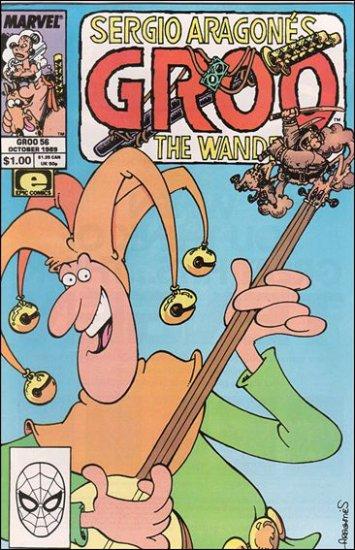GROO #56 (1985) VF/NM