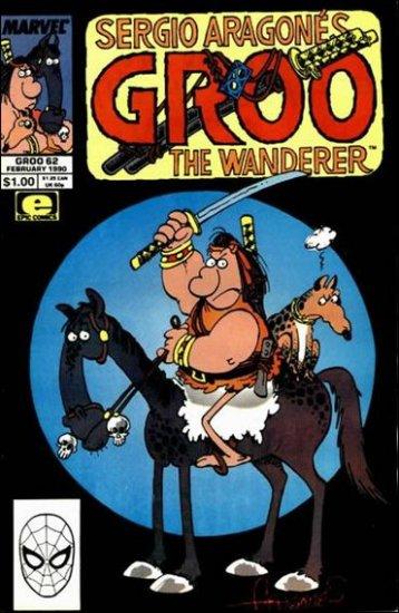 GROO #62 (1985) VF/NM