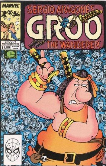 GROO #71 (1985) VF/NM