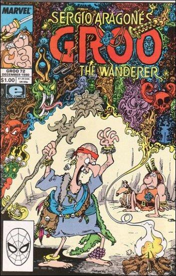 GROO #72 (1985) VF