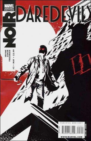 DAREDEVIL NOIR VARIANT #2 NM (2009)