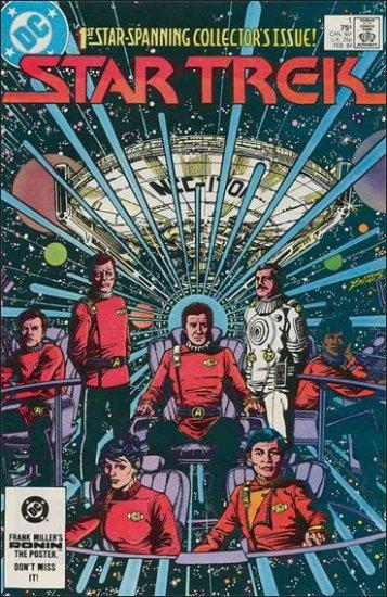 STAR TREK  #1  VF/NM (1984)