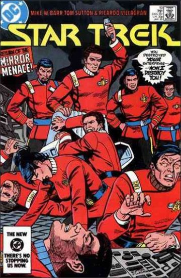 STAR TREK  #10  VF (1984)