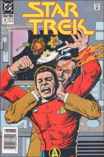 STAR TREK  #9 VF/NM (1989)