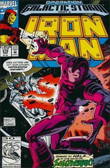 IRON MAN #278 VF/NM (1968)