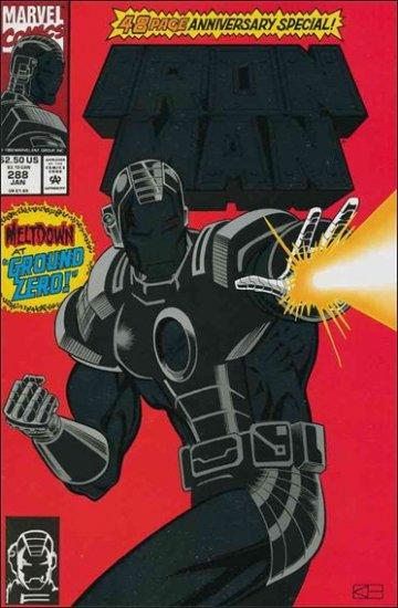IRON MAN #288 VF/NM (1968)