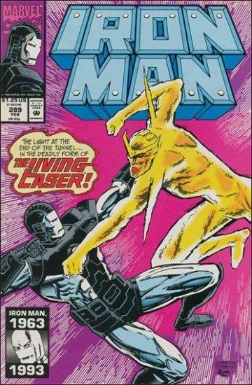 IRON MAN #289 VF/NM (1968)