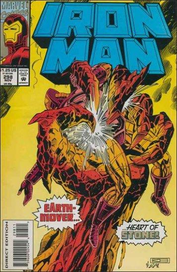 IRON MAN #298 VF/NM (1968)