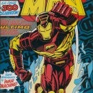 IRON MAN #300 VF/NM (1968) *GOLD FOIL COVER*