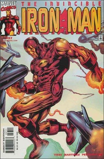 IRON MAN #37 VF (1998)